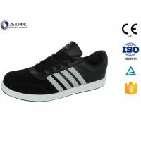 Wholesale Composite Toe Safety Shoes , Electrical Safety Shoes Steel Plate Breathable from china suppliers