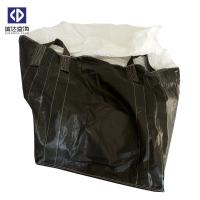 China Mineral Sand Packaging Pp Bulk Bag / FIBC Container Big Bag Flat Bottom for sale