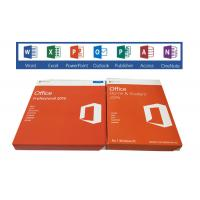 Buy cheap Microsoft Global Version Office 2016 Professional Online Key Upgrade from wholesalers
