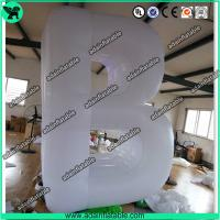 Wholesale Inflatable Letter , Inflatable B Replica from china suppliers