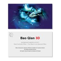 Wholesale Durable 3D Lenticular Business Card Printing Animation Effect For Promotion from china suppliers