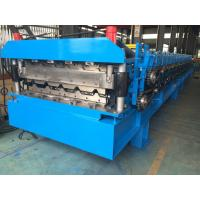 Wholesale Roofing Profile Double Layer Roll Forming Machine Automatically 380V 50Hz 3 Phases from china suppliers