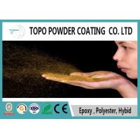 Wholesale Electrostatic Luminouse yellow polyester powder coating primer RAL 1026 from china suppliers