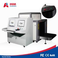 Buy cheap 80 * 65cm Thoroughfare Baggage Screening Machine For Convention Centers from wholesalers
