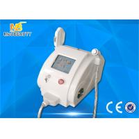 Wholesale Permanent Hair Removal E-Light Ipl RF OPT SHR Skin Rejuvenation Machine from china suppliers