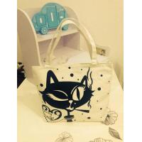 Wholesale 2014 summer hot sale canvas shopping bag from china suppliers