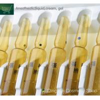 Disposable External Use Tattoo Topical Anesthetic , Long Lasting Numbing Tattoo Cream for sale