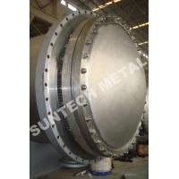 Wholesale SB265 Gr.2 Titanium Floating Head Heat Exchanger  0.1MPa – 3.6 Mpa from china suppliers