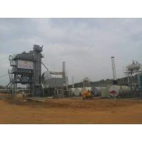 Wholesale 2 Stage Bag Filtering Asphalt Batch Mix Plant With 5 Cold Feeders 180T Output from china suppliers