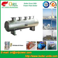 Wholesale TUV Standard Power Station Boiler Mud Drum Boiler Unit With Heat Pump from china suppliers