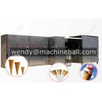 Wholesale fully automatic rolled sugar cone production line saving energy from china suppliers