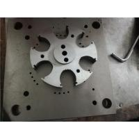 China 99mm Lamination Sheet Metal Stamping With Two Cavities Subsection Punching Tooling on sale