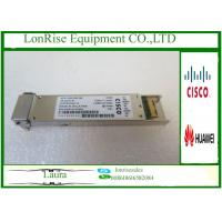 Wholesale Cisco XFP-10G-MM-SR 10GBASE-SR XFP X2 Transceiver Module MMF 850nm 300m LC DOM from china suppliers