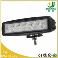 Buy cheap 18W Led Work Light IP67 Automotive Led Work Light For Offroad, Tractor, Truck, UTV, ATV from wholesalers