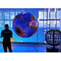 Wholesale P3 P4 P5 P6 Round LED Display/ LED Ball / LED Sphere Display Harse For Advertising from china suppliers