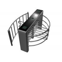 Wholesale Waterproof Samrt Full Height Turnstiles, Automatic Waist Height Turnstile Gate from china suppliers