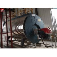 Oil Fired Steam Boiler / Diesel Steam Boiler 200 Kg 500Kg Hr For Food Industry for sale