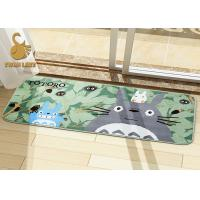Wholesale Polyester Non-Woven Large Living Room Area Rugs with White Flower Pattern from china suppliers