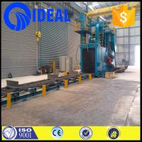 Wholesale After-sales service provided industrial equipment automatic shot blast machine from china suppliers