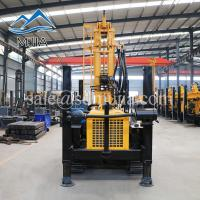 Quality FY-200 Tracked Percussive Rotating Rock Boring Machine DTH Air Drilling Rig For for sale