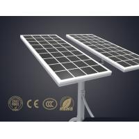 IP67 High Power Solar Powered Street Lights 60 Watt Stable Performance