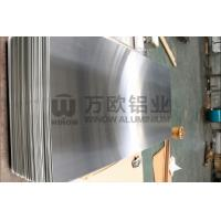 China Customized Length Aluminium Sheet Plate For Indoor And Outdoor Decoration on sale