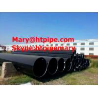 China ASTM A106 GR.B seamless pipe ASME B36.10M on sale