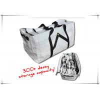 China PE white floating decoy bag / goose silhouette decoy bags 40  x 20  x 20  on sale