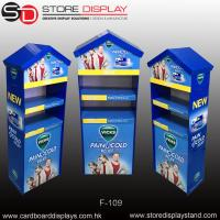 Wholesale PDQ custom display stand shelf in house structure from china suppliers