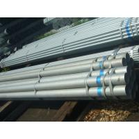 Buy cheap BS1387/ GB/T 3901 schedule40 galvanized steel pipe& erw pipe from wholesalers