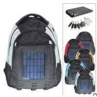 Wholesale outdoor solar backpack for men from china suppliers