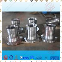 Wholesale Marine forged steel shaft couplings for shaft propulsion system parts from china suppliers