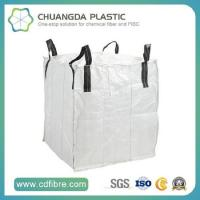 Buy cheap FIBC Jumbo PP Woven Super Big Bag for Cement with Cross Corner Loops from wholesalers
