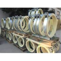 China High Safety Insulated Pipe Supports , Calcium Silicate Pipe Supports on sale
