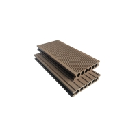 China Grooves 150*30mm 2.2m Composite Outdoor Decking on sale