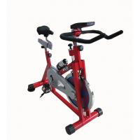 China Small Bicycle Exercise Machine , In Home Stationary Bike Sport Test  Computer Included on sale