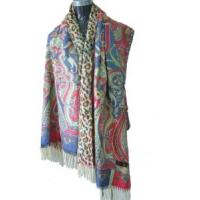 Wholesale Pashmina (Lurex Check) (LC095) from china suppliers