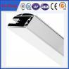 aluminum shower screen profile manufacturer, polishing aluminium profiles shower enclosure for sale
