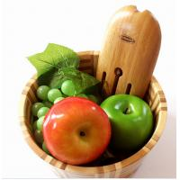 Wholesale Natural Home Decor Bamboo Salad Hands Set from china suppliers