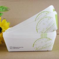 Wholesale Foldble Paper Box Packaging , Paper Box For Hot Dog And Snack Packaging from china suppliers