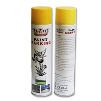 Wholesale Outdoor 650ml Acrylic Spray Paint Highway Acrylic Line Marking Paint from china suppliers