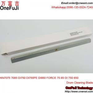 China Drum Cleaning Blade for Konica Minolta Bizhub BH920 BH950 DI850 DI750 DI 750 850 7075 57GA56011 57GA56010 Wiper Blade on sale