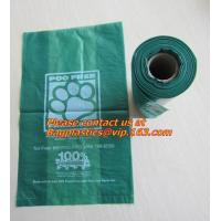 Wholesale trash bin liner,refuse sack, garden compost bag,bin liner, 100% biodegrable bag for food from china suppliers