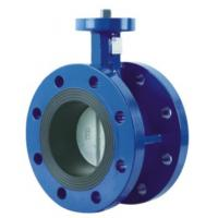 Wholesale Vulcanized EPDM Seat Butterfly Valve 2 '' - 24 '' Size Range Hub Seal Type from china suppliers