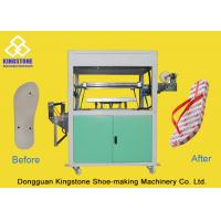 Buy cheap Plastic Sole Printing Machine 3D Shoes Slipper Sandals Flip Flops Print Equipment from wholesalers