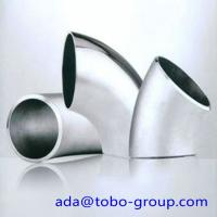 Wholesale A403 WP316 Stainless Steel Elbows SCH10 - SCH160 XXS 45 90 180 Degree from china suppliers