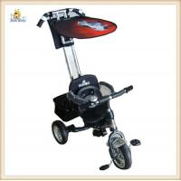 Baby Smart Trike With Parent Handle Of Item 101142393