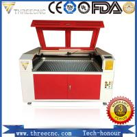 Wholesale Most popular laser engraving machine for stone engraving  TL6090-80W. THREECNC from china suppliers