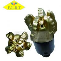 9 1/2 FM16053TU PDC Drill Bits 16mm Main Cutter Size For Gas Well Drilling