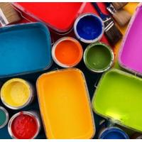 Colored Pure Acrylic Emulsion Paint Wall Finish Coating Matte with Strong Adhesion
